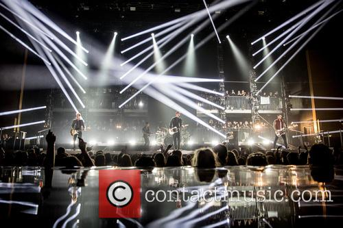 James Bourne, Matt Willis, Charlie Simpson and Busted 8