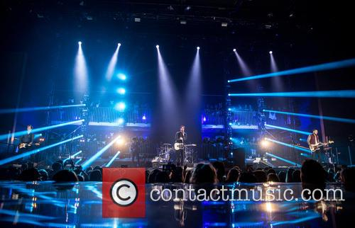 James Bourne, Matt Willis, Charlie Simpson and Busted 10