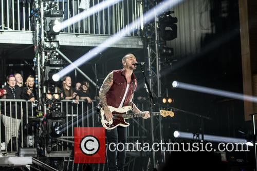 Matt Willis and Busted 4