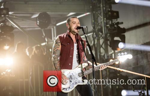 Matt Willis and Busted 6