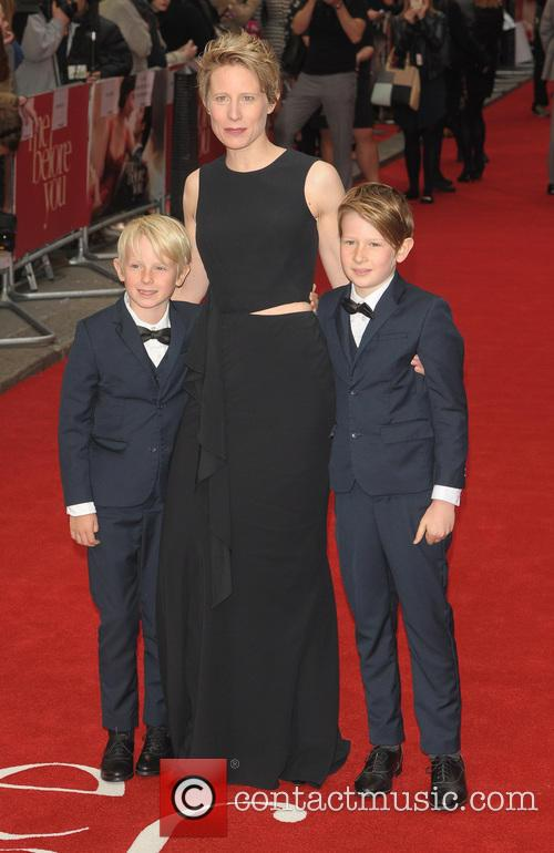 UK film premiere of 'Me Before You'