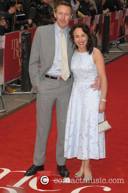 Samantha Spiro and Mark Leadbetter 1