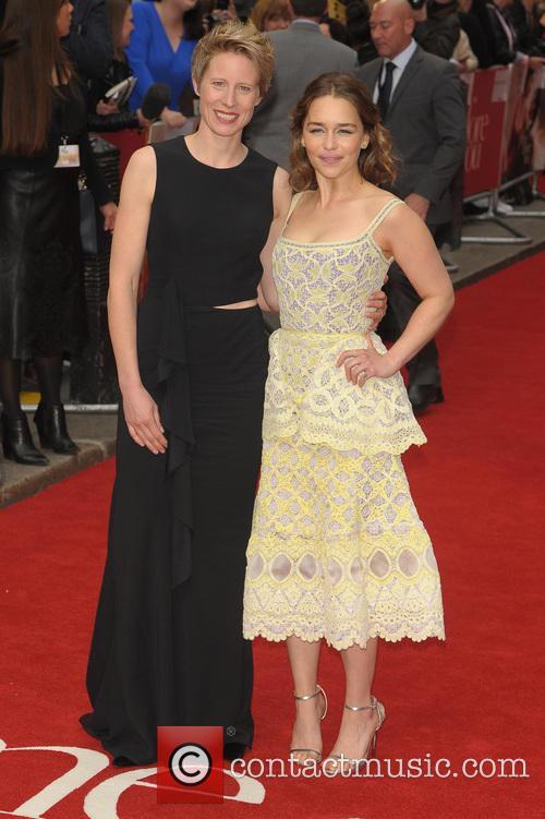 Emilia Clarke and Thea Sharrock 4