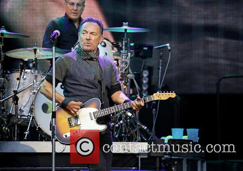 E Street Band and Bruce Springsteen 1