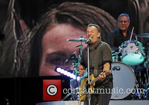 E Street Band, Bruce Springsteen and Max Weinberg 2