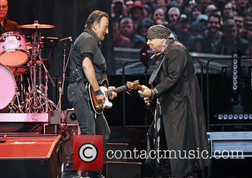 E Street Band, Bruce Springsteen and Steven Van Zandt 3