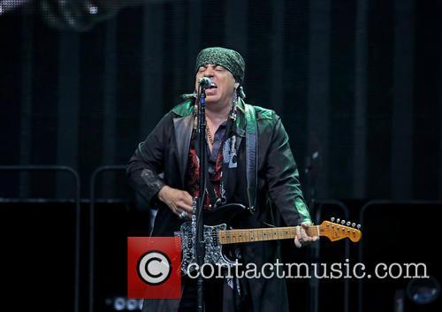 E Street Band and Steven Van Zandt 8