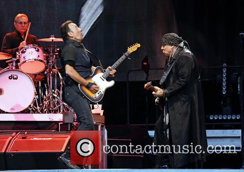 E Street Band, Bruce Springsteen and Steven Van Zandt