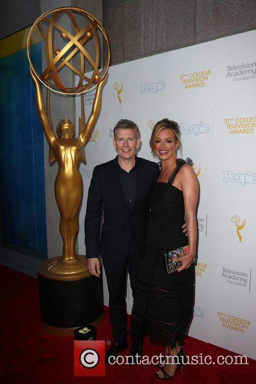 Patrick Kielty and Cat Deeley 2