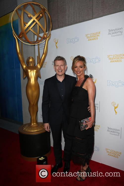 Patrick Kielty and Cat Deeley 3