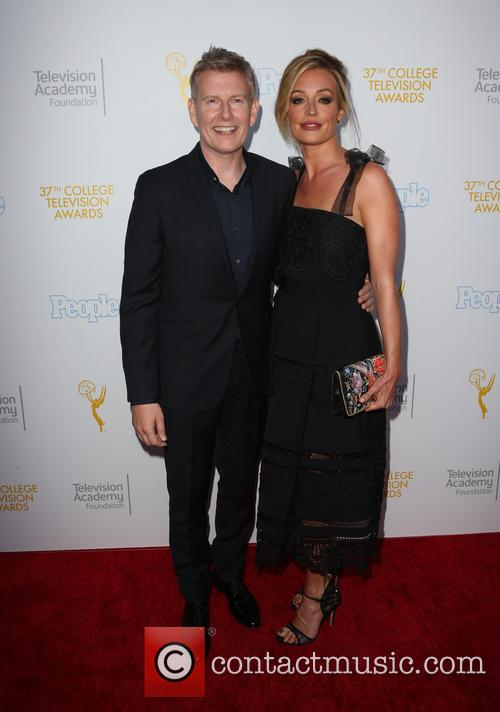 Patrick Kielty and Cat Deeley 5