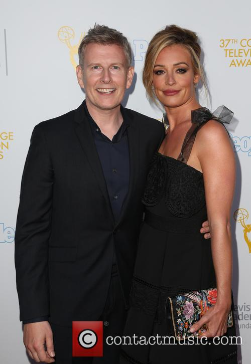 Patrick Kielty and Cat Deeley 8