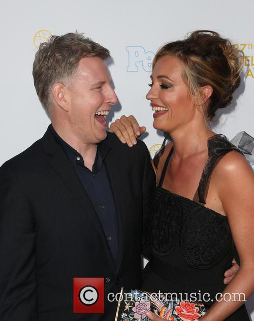 Patrick Kielty and Cat Deeley 10