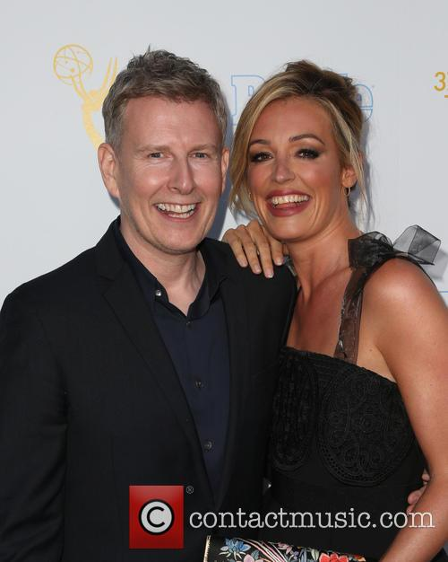 Patrick Kielty and Cat Deeley 11