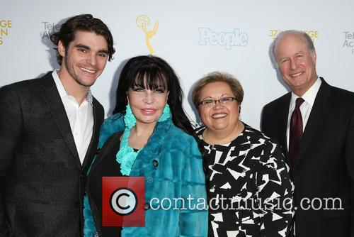 Rj Mitte, Loreen Arbus, Norma Provencio Pichardo and Bob Cook 9