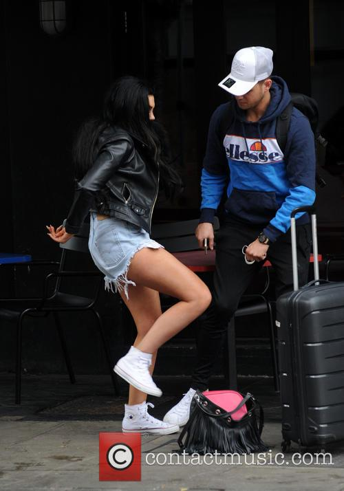 Chloe Ferry and Marty Mckenna 9