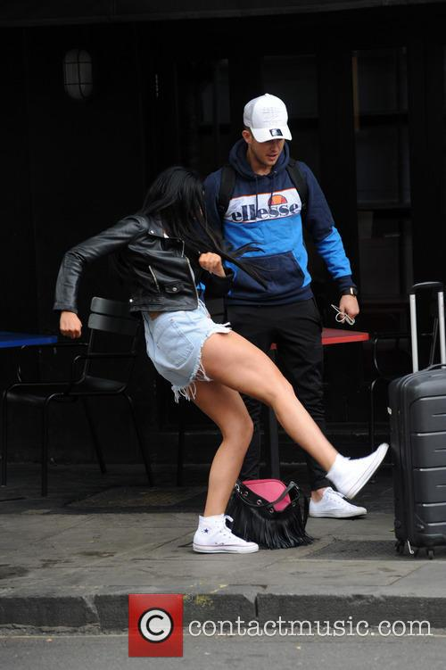 Chloe Ferry and Marty Mckenna 10