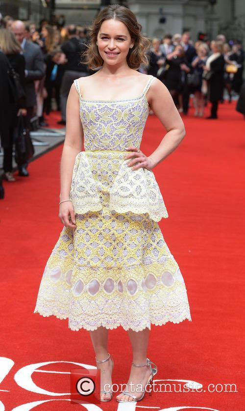 Emilia Clarke Says She Gets