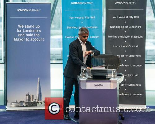 Sadiq Khan and Mayor Of London 2