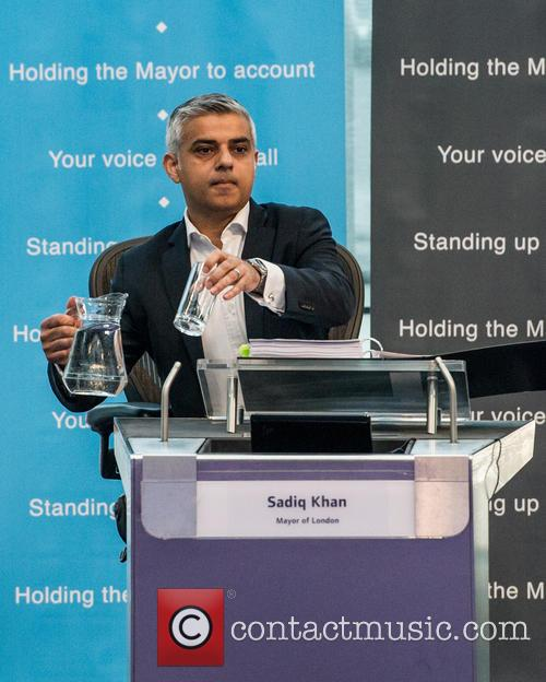 Sadiq Khan and Mayor Of London 3