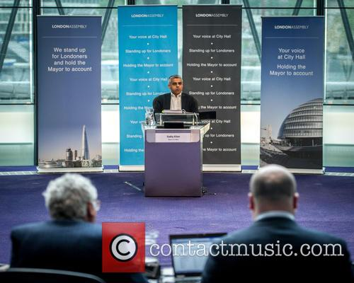 Sadiq Khan and Mayor Of London 4