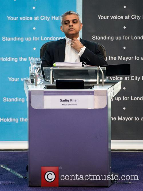 Sadiq Khan and Mayor Of London 5