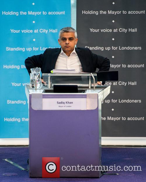 Sadiq Khan and Mayor Of London 6