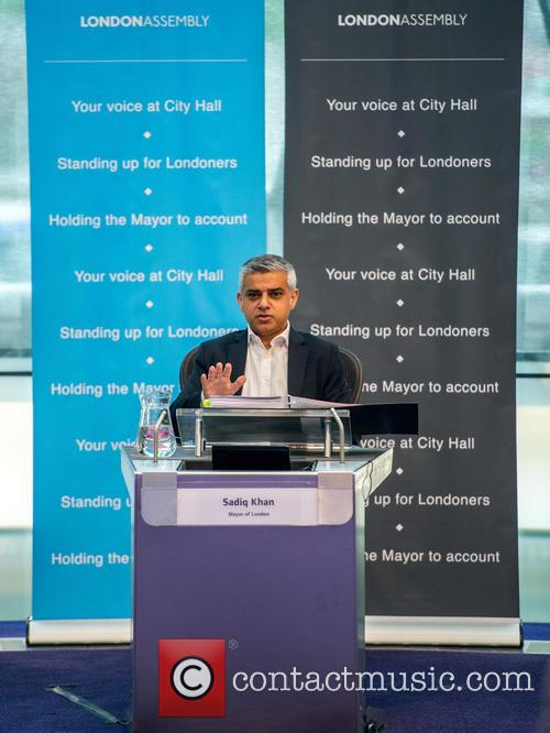 Sadiq Khan and Mayor Of London 7