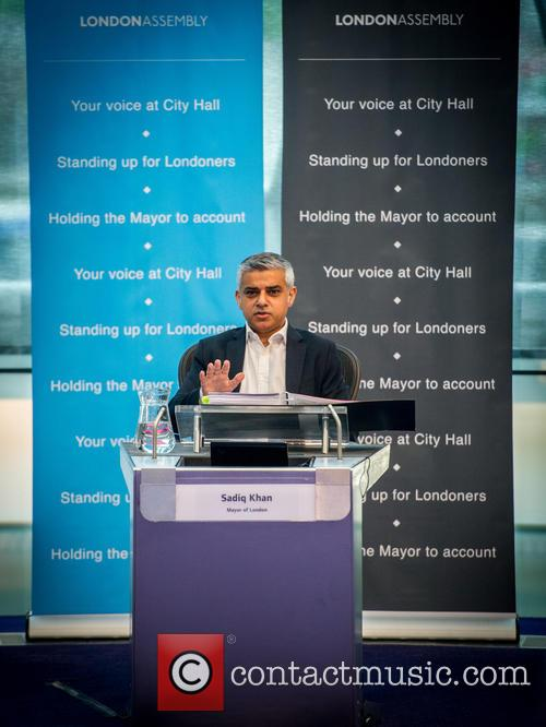 Sadiq Khan and Mayor Of London 8