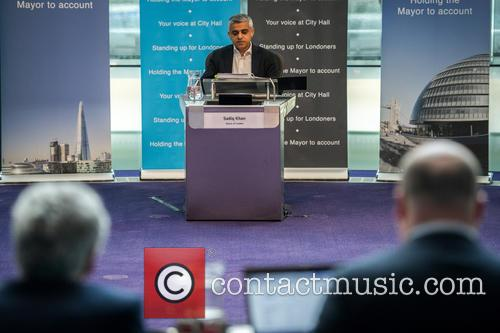 Sadiq Khan and Mayor Of London 9