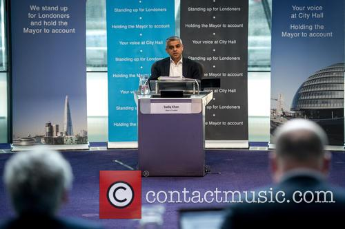 Sadiq Khan and Mayor Of London 10