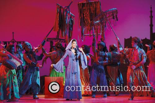 Disney Theatrical Productions presents 'Aladdin'