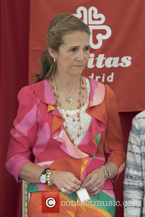 Princess Elena Of Spain 7