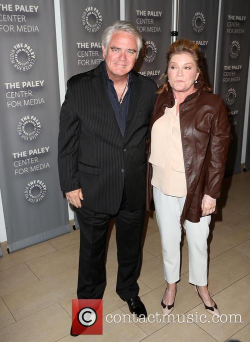 Michael Harney and Kate Mulgrew 4
