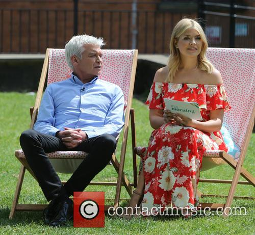 Holly Willoughby and Phillip Schofield 2