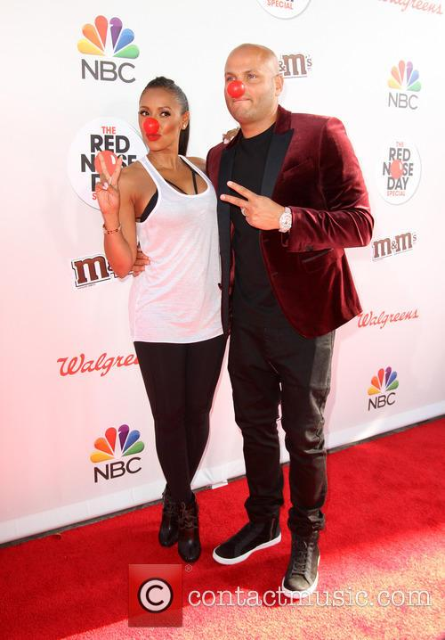 Mel B and Husband Stephen Belafonte 3
