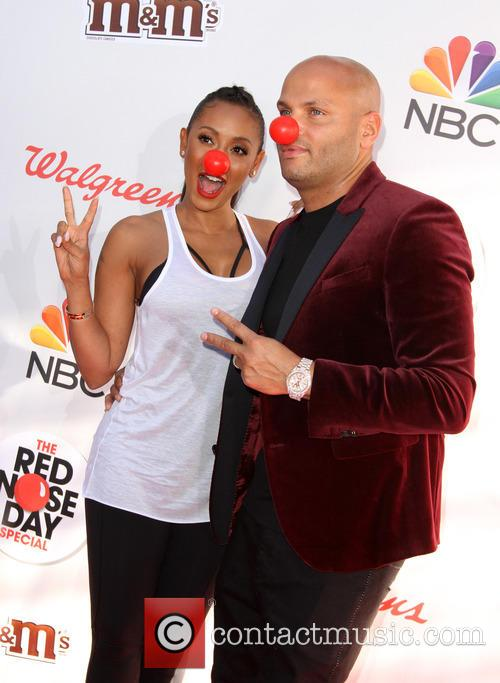 Mel B and Husband Stephen Belafonte 6