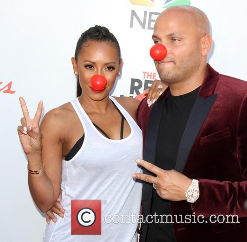 Mel B and Husband Stephen Belafonte 8