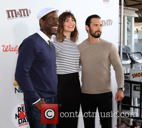 Sterling K. Brown, Mandy Moore and Milo Ventimiglia 5