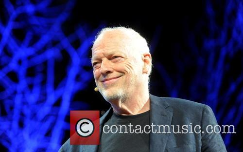 David Gilmour interviewed at the Hay Festival