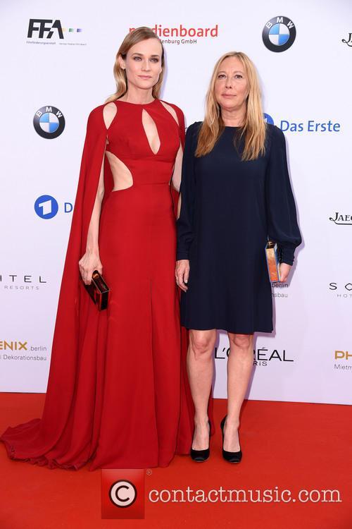 Diane Kruger and Fabienne Berthaud 2