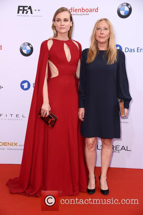 Diane Kruger and Fabienne Berthaud 3
