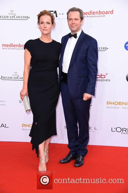 Claudia Michelsen and Matthias Matschke 2