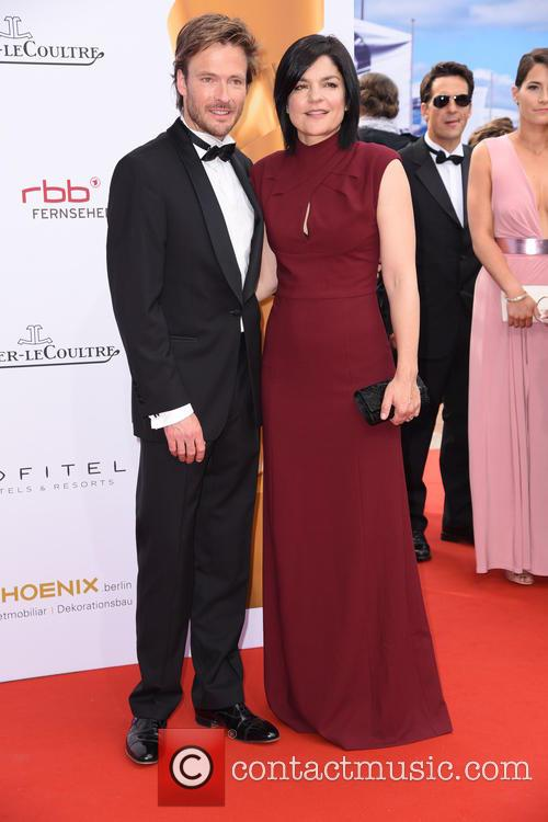 Andreas Pietschmann and Jasmin Tabatabai 1