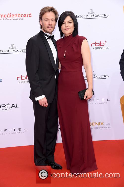 Andreas Pietschmann and Jasmin Tabatabai 2