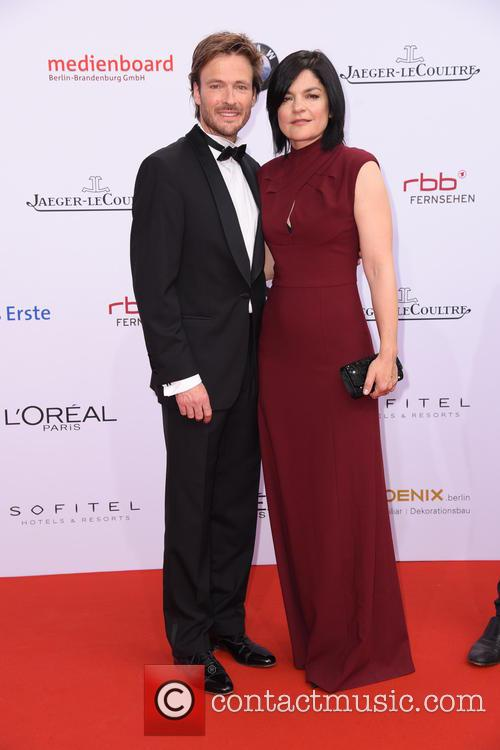 Andreas Pietschmann and Jasmin Tabatabai 4