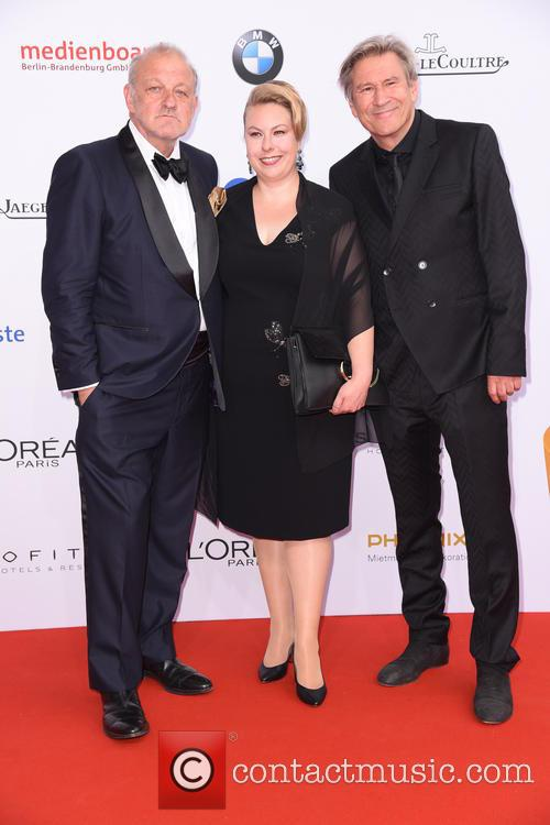 Leonard Lansink, Maren Muntenbeck and Michael Kind 1