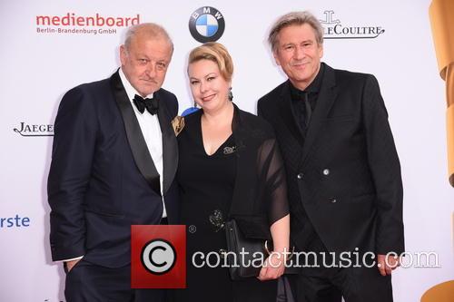 Leonard Lansink, Maren Muntenbeck and Michael Kind 2