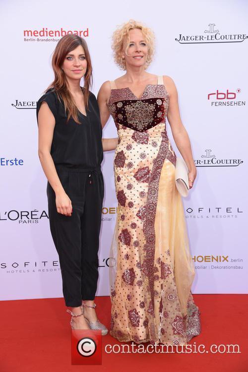 Claudia Eisinger and Katja Riemann 4