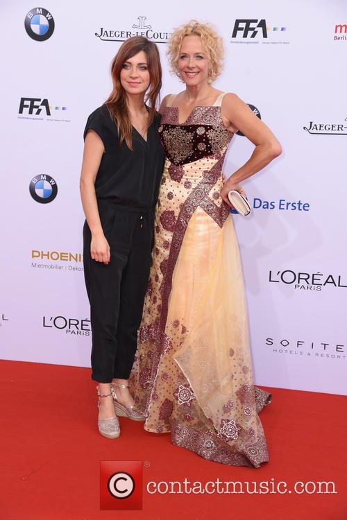 Claudia Eisinger and Katja Riemann 8